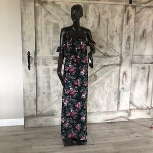 Auguste the Label Floral maxi